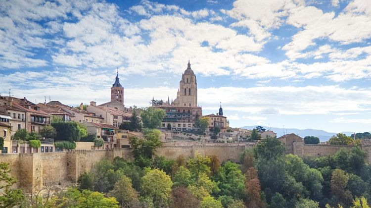 El Escorial, Valley of the Fallen and Segovia Tour