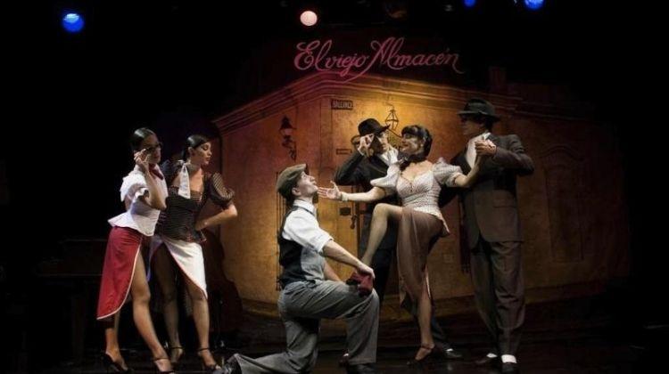 El Viejo Almacen Dinner & Tango Show