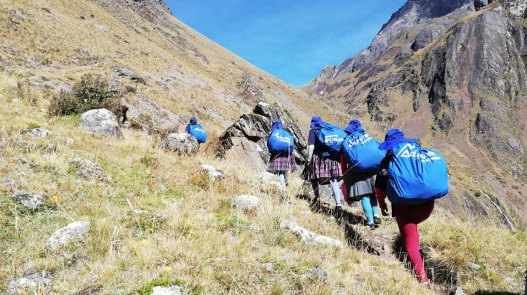 Empowering Women on the Classic Inca Trail 2019 - 2020