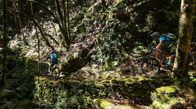 Enduro Mountain Biking Around Kathmandu