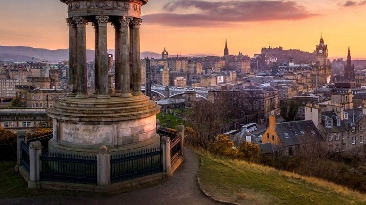 England and Scotland Heritage