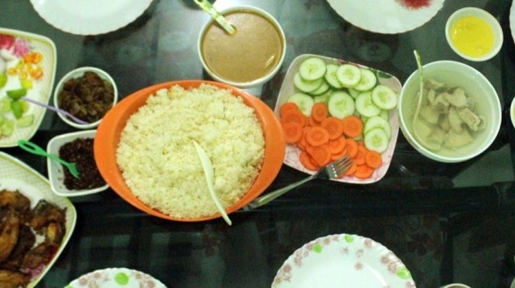 Enjoy a Traditional Meal in Maldives
