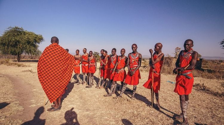 Epic African Adventure