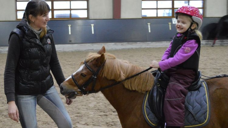 Equestrian Complex Tour with Horse-back Riding and Brunch