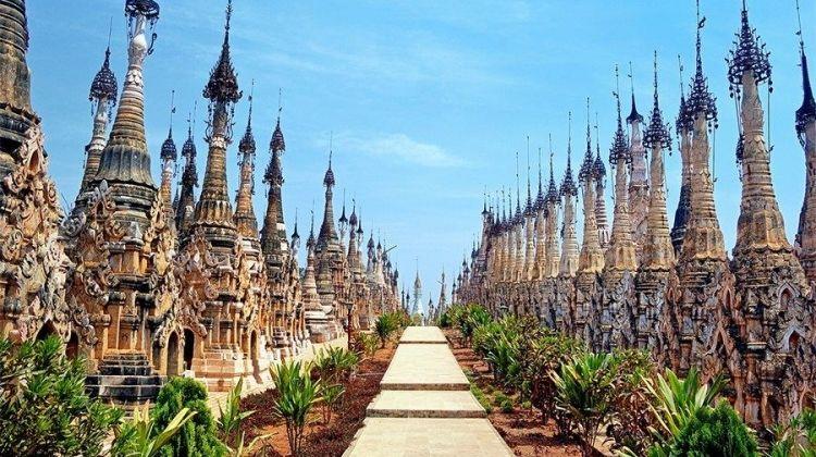 Essential Myanmar With Ngapali Beach, Private Tour