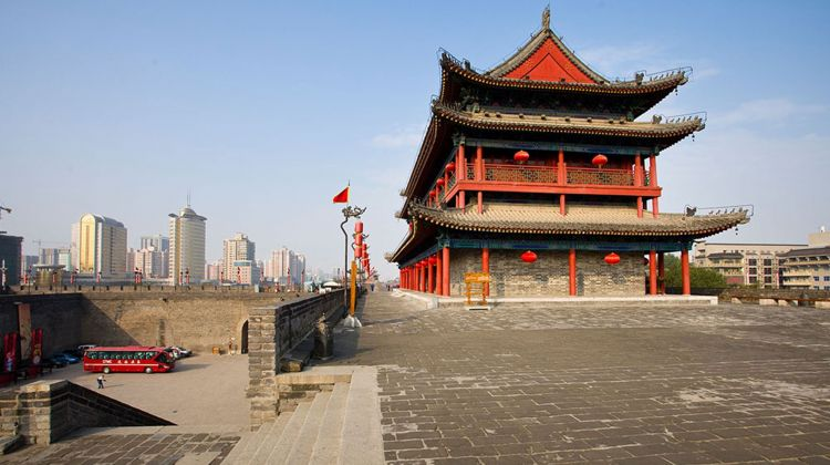 Essential Xian Layover Private Day Tour
