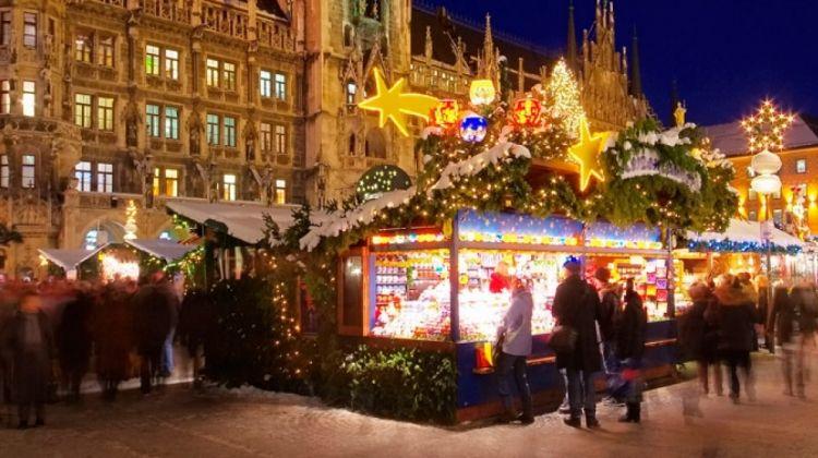 Europe Christmas Markets: Munich to Budapest