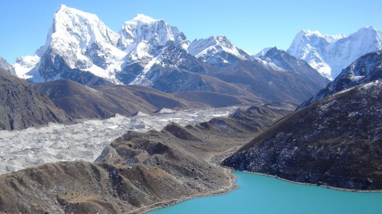 Everest 3 Passes Trek