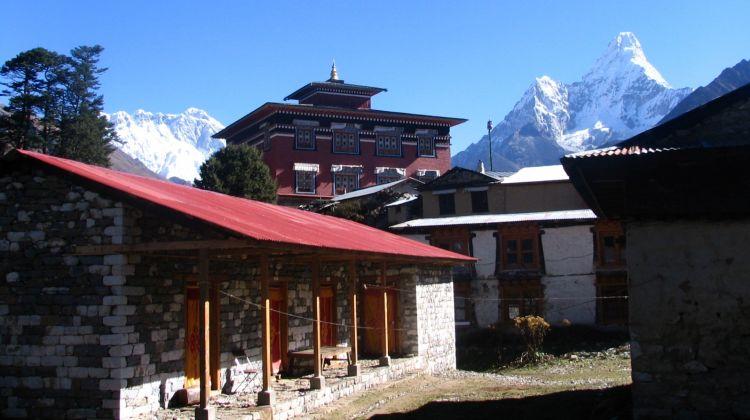 Everest-at-a-glance Trek