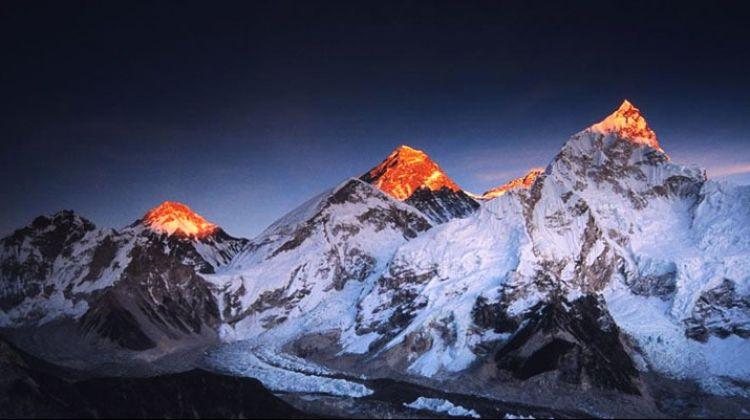 Everest Base Camp - 3 High Passes Trek