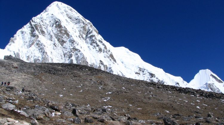 Everest Base Camp - 3 Passes Adventure Trek