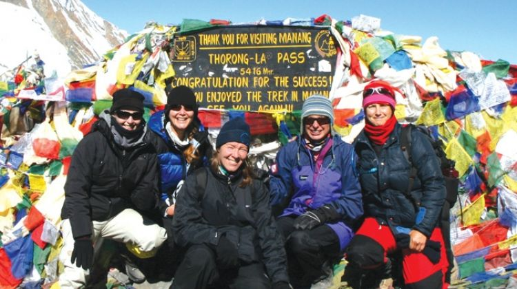 Everest Base Camp & Annapurna Circuit Trek