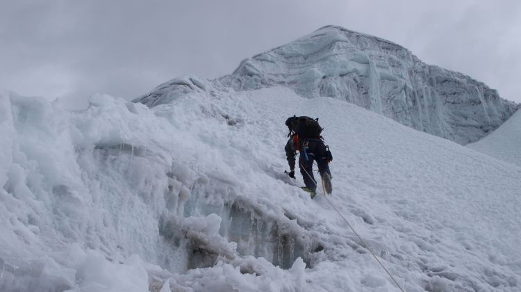 Everest Base Camp & Lobuche East Peak