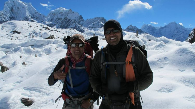Everest Base Camp - Chola Pass- Gokyo Trek