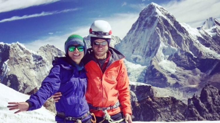 Everest base camp -Lobuche East Peak Climbing