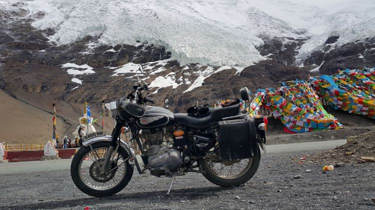 Everest Base Camp Motorbike trip