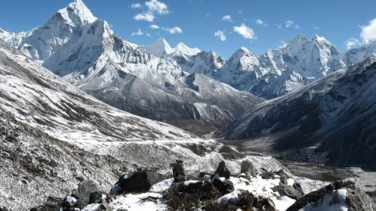 Everest Base Camp over 55's in Comfort