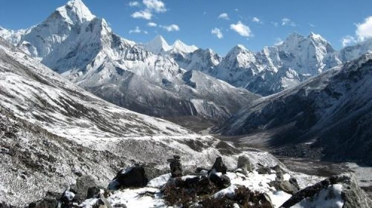 Everest Base Camp Trek in Comfort