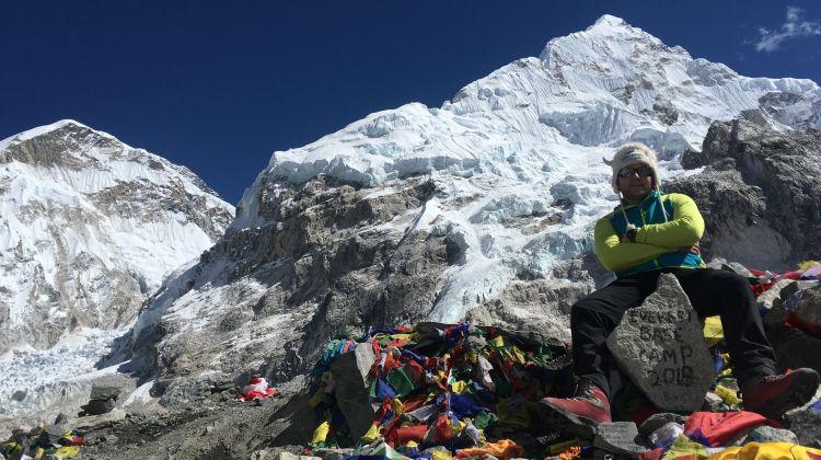 Everest Base camp trek with chopper return