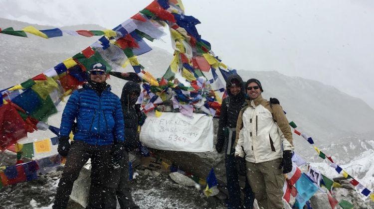 Everest Base Camp Trekking 12 days