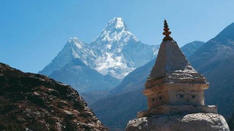 Everest Family Trek in Comfort