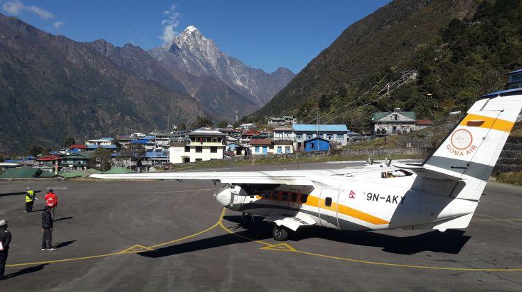 Everest Panorama View Trek -  6  Days