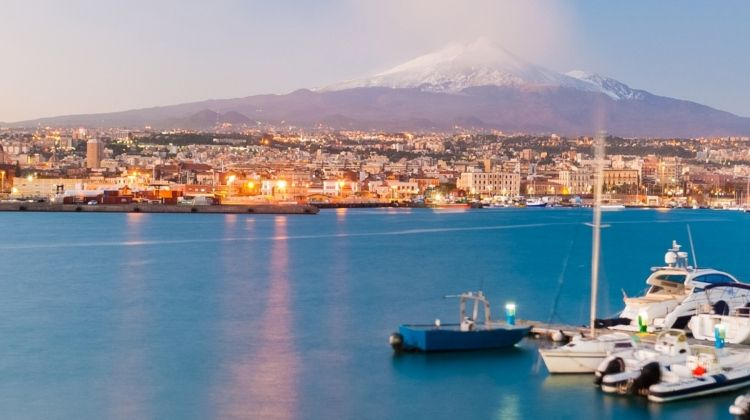 Exclusive cruise: The Best of the Mediterranean with Malta and Sicily (port-to-port cruise)