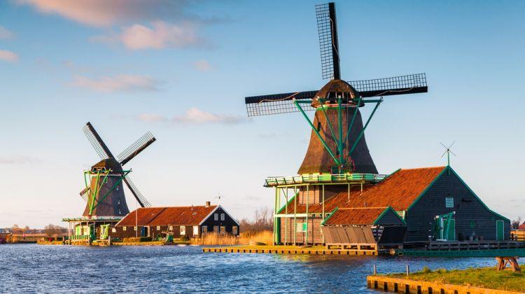 Excursion to Zaanse Schans, Edam and Volendam