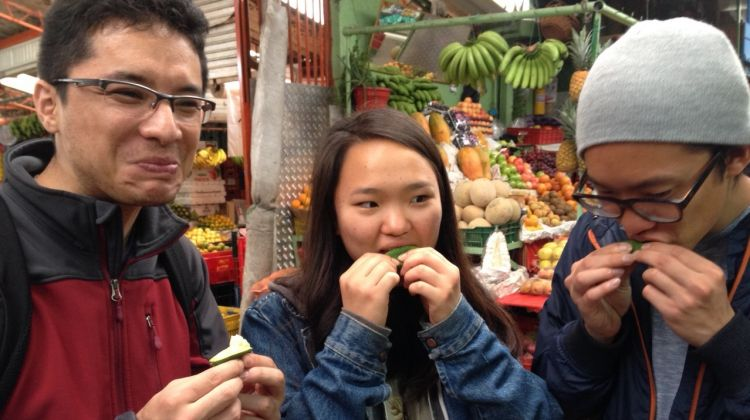 Exotic Fruit Tasting Tour