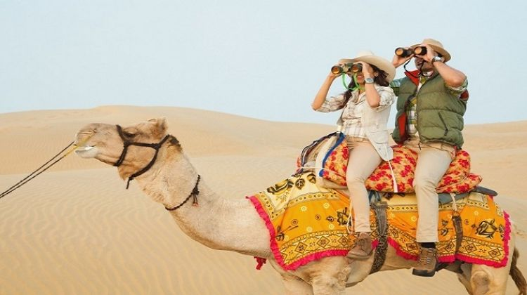 Exotic Rajasthan - Deserts and Lakes