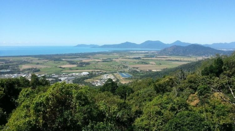Explore Cairns At Night