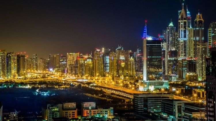 Explore Dubai After Sunset