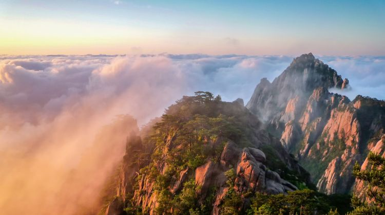 Explore Huangshan & Tangmo ancient towns