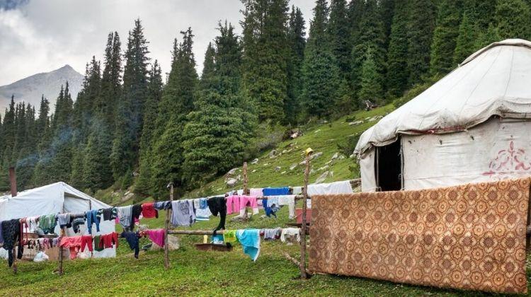 Explore Kyrgyzstan to Turkmenistan