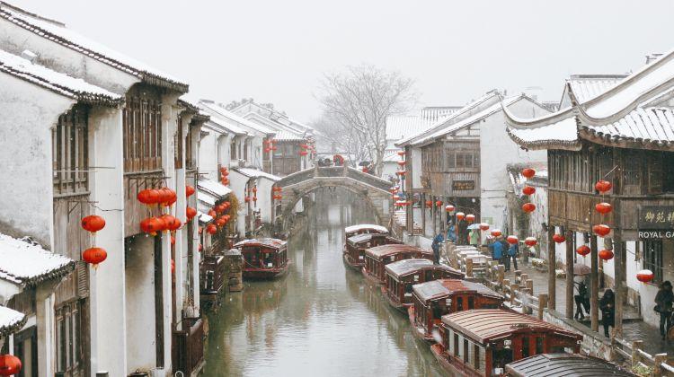 Explore Suzhou & Tongli water town from Shanghai