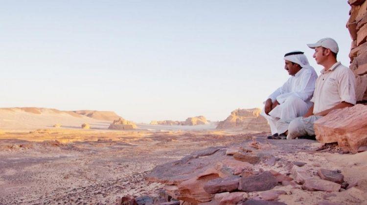 Explore the Sharm el-Sheikh Desert