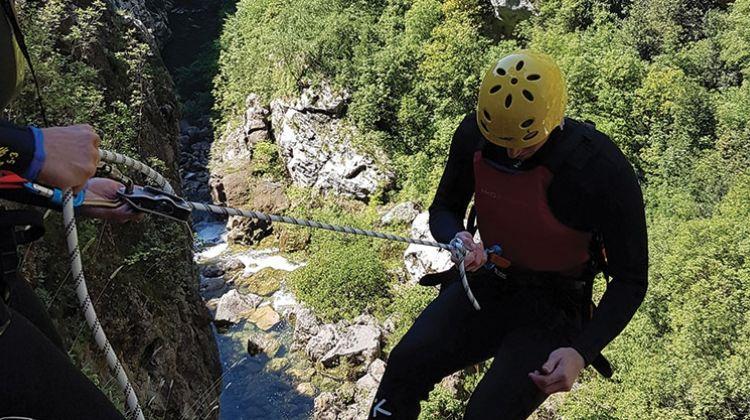 Extreme Canyoning Tour