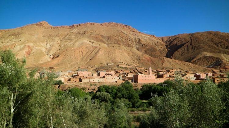 Family Atlas Mountain and Sahara Adventure