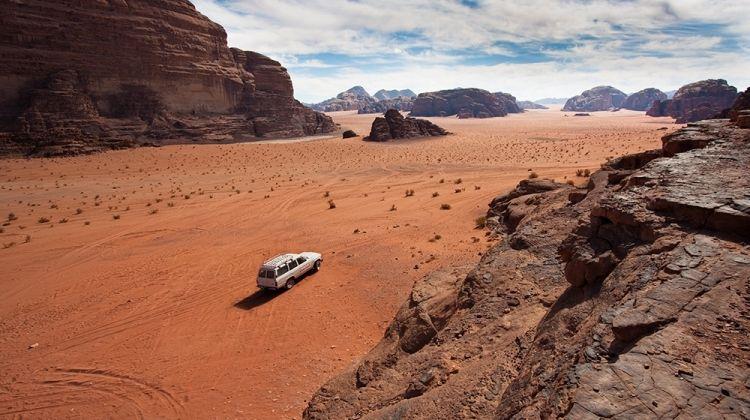 Family Jordan, Petra and Desert Adventure