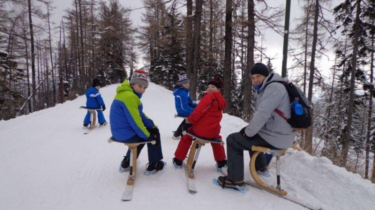 Family Slovakia Winter Adventure