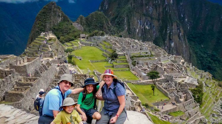 Family Trip to Peru