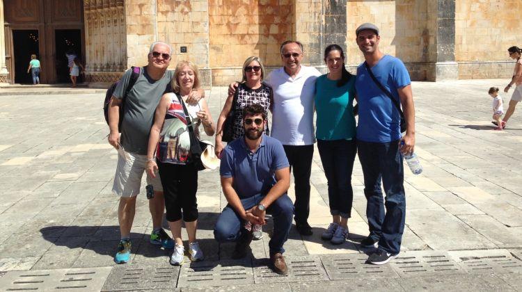 Fátima, Batalha, Alcobaça, Nazaré & Óbidos  Full Day Tour