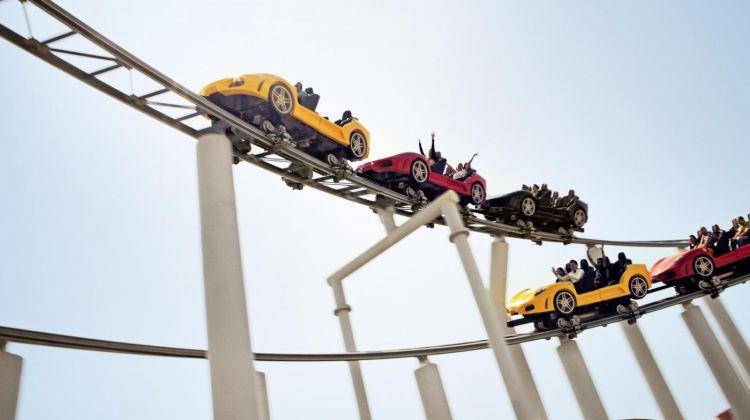 Ferrari Park or Yas Waterworld Tour