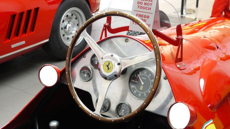 Ferrari Tour from Florence