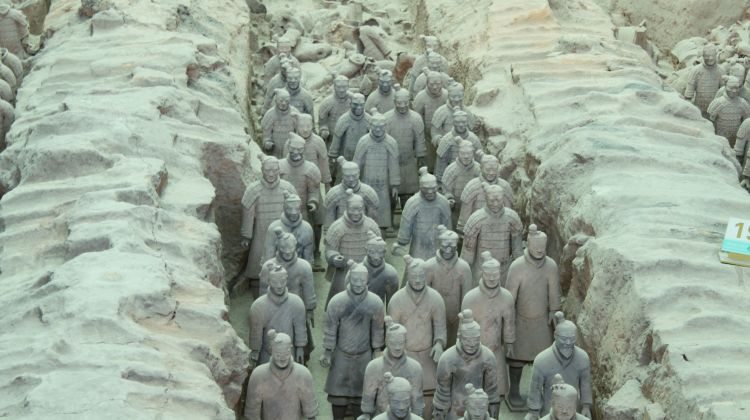 Flexible Private Day Tour of Terracotta Warriors