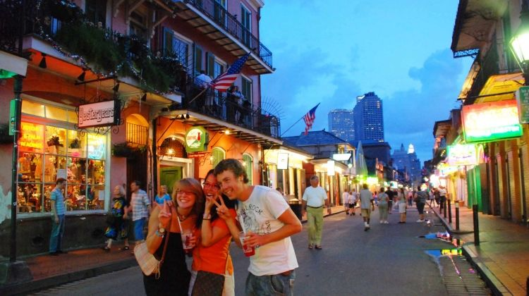 Christmas In New Orleans.Florida Christmas New Orleans New Year By Trekamerica
