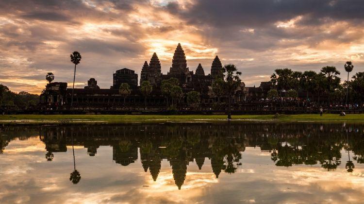 Following the Mekong