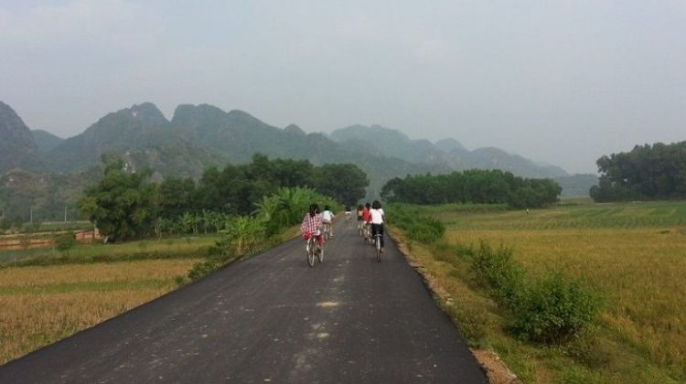 Food and Biking Tour in Ninh Binh