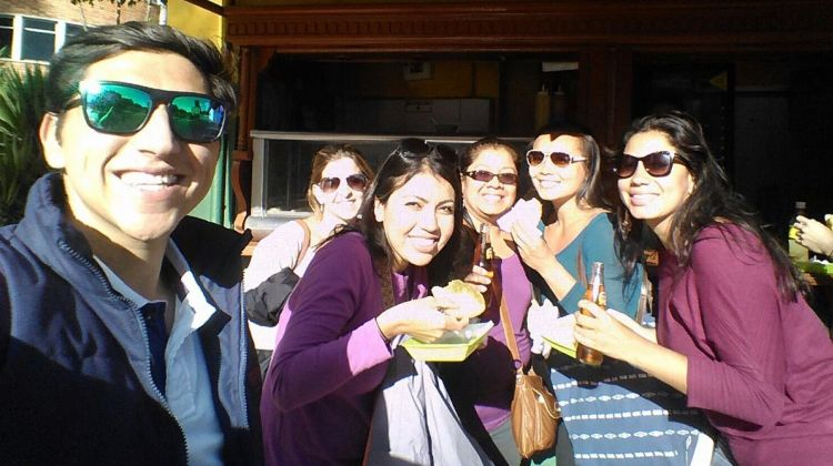 Food by Foot Tour Bogota