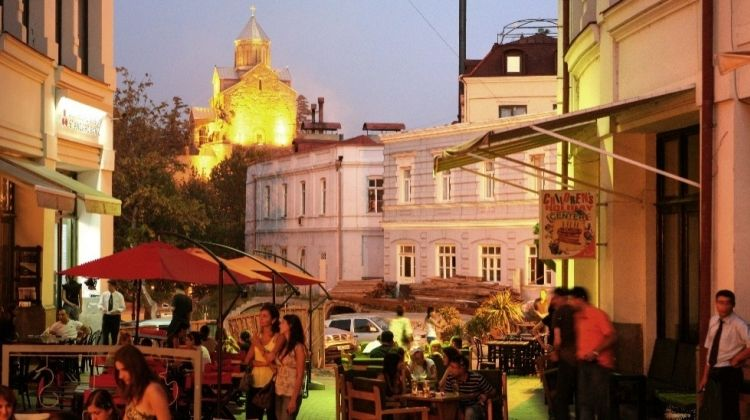 Food, Drink and Sightseeing Tour of Tbilisi
